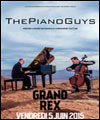 R�servation THE PIANO GUYS