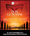 R�servation DON GIOVANNI DE MOZART