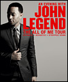 R�servation JOHN LEGEND