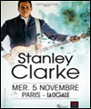 R�servation THE STANLEY CLARKE BAND