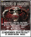 R�servation MASTERS OF HARDCORE 2014