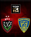 R�servation RC TOULON / ASM CLERMONT