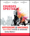 R�servation COURSES SPECTACLE NOCTURNES