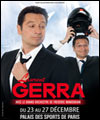R�servation LAURENT GERRA AVEC LE GRAND