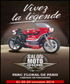 R�servation SALON MOTO LEGENDE 2014