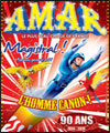 R�servation CIRQUE AMAR - MAGISTRAL
