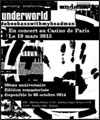 R�servation UNDERWORLD
