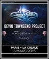 R�servation DEVIN TOWNSEND PROJECT + PERIPHERY