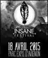 R�servation INSANE FESTIVAL