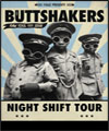 R�servation THE BUTTSHAKERS + GUEST