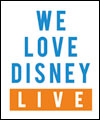 R�servation WE LOVE DISNEY LIVE