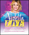 ticket place de concert VIOLETTA LIVE