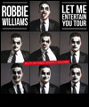 R�servation ROBBIE WILLIAMS