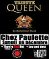 R�servation SOIREE TRIBUTE QUEEN