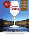 R�servation BORDEAUX TASTING MASTER CLASS