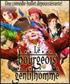 ticket theatre humour LE BOURGEOIS GENTILHOMME