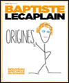R�servation BAPTISTE LECAPLAIN