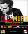 R�servation OLLY MURS