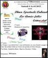 "R�servation ""LES ANN�ES FOLLES""-D�NER SPECTACLE"