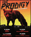 R�servation THE PRODIGY