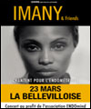R�servation IMANY & FRIENDS