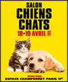 R�servation SALON CHIENS CHATS 2015
