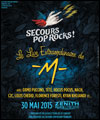 R�servation SECOURS POP ROCKS !