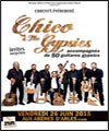 R�servation CHICO & THE GYPSIES
