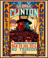R�servation GEORGE CLINTON &