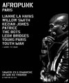 ticket place de concert AFROPUNK PARIS
