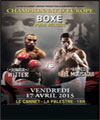 R�servation CHPT D'EUROPE BOXE - POIDS WELTERS