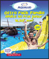 Aqualud - Offre Pack Famille