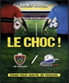 R�servation RC TOULON / FRANCE 98