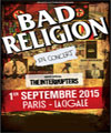 R�servation BAD RELIGION