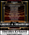 R�servation LADIES & CROONERS
