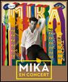 ticket MIKA