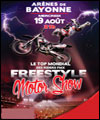 R�servation FREESTYLE MOTOR SHOW