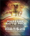 R�servation MARSEILLE BATTLE PRO