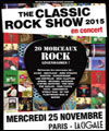 R�servation THE CLASSIC ROCK SHOW