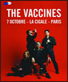 R�servation THE VACCINES