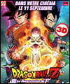 R�servation DRAGON BALL Z - LA RESURRECTION