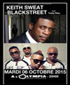 R�servation KEITH SWEAT + BLACKSTREET