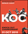 R�servation KNOCK OUT CHAMPIONSHIP