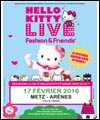 R�servation HELLO KITTY LIVE