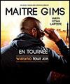 MAITRE GIMS 22H -1ERE PARTIE 20H30