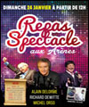 R�servation REPAS SPECTACLE