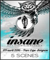 R�servation INSANE 2016