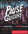 R�servation PAUSE GUITARE-PASS LABELLE CHANSON