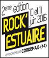 FESTIVAL ROCK' ESTUAIRE - PASS 2J