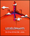 LES 3 ELEPHANTS 2016 -PASS WEEK END